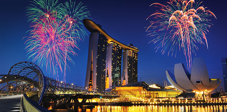 Top 10 Tourists attractions in Singapore