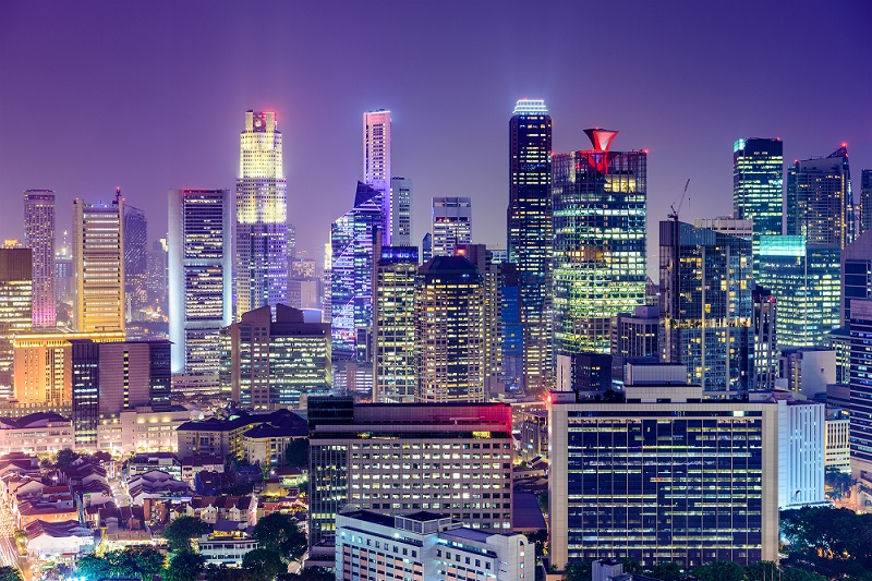 Tallest, Biggest and Highest of Singapore