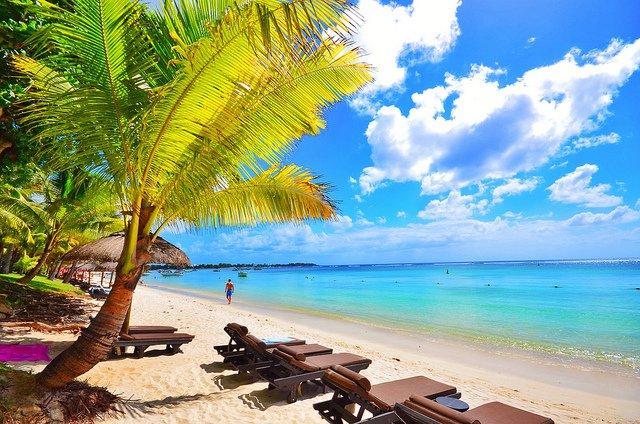 Mauritius scenic beauty