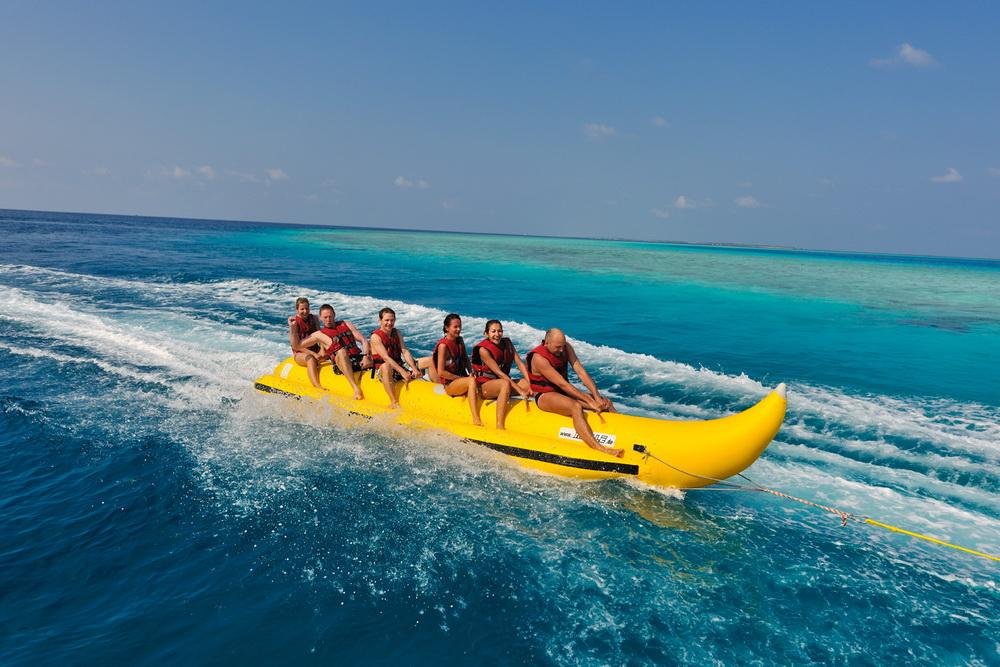Mauritius water sports