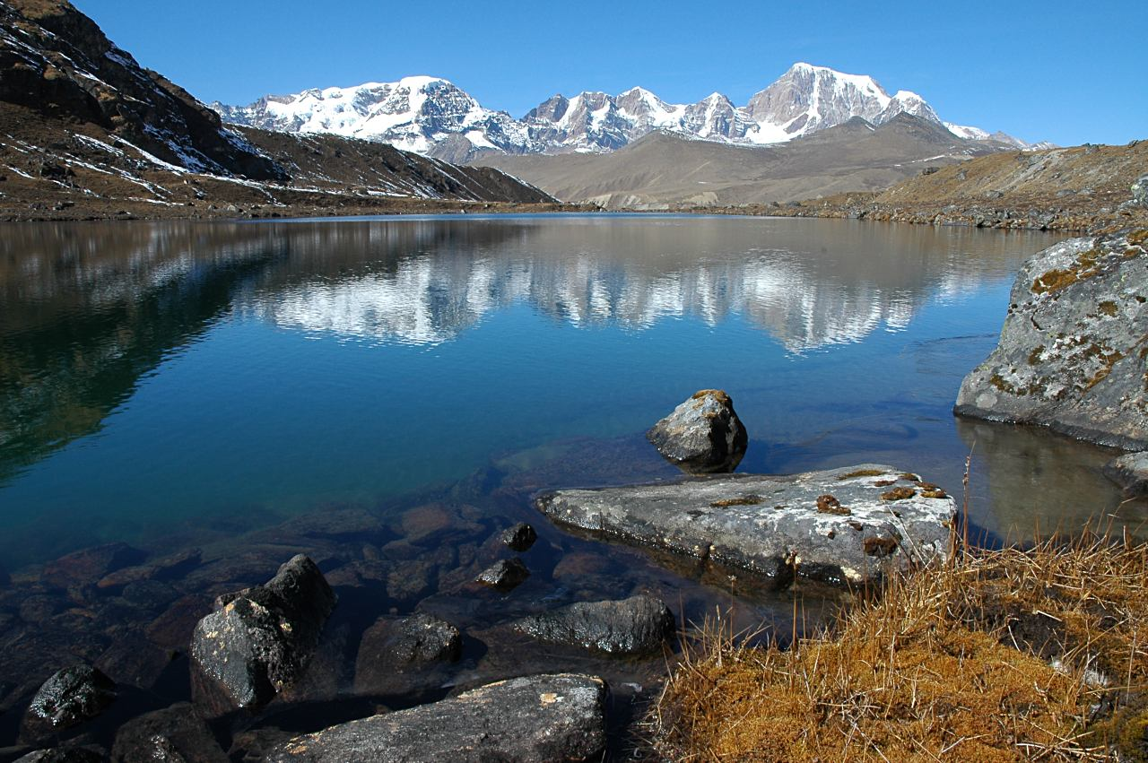 Sikkim, the crystalline beauty with majestic mountains