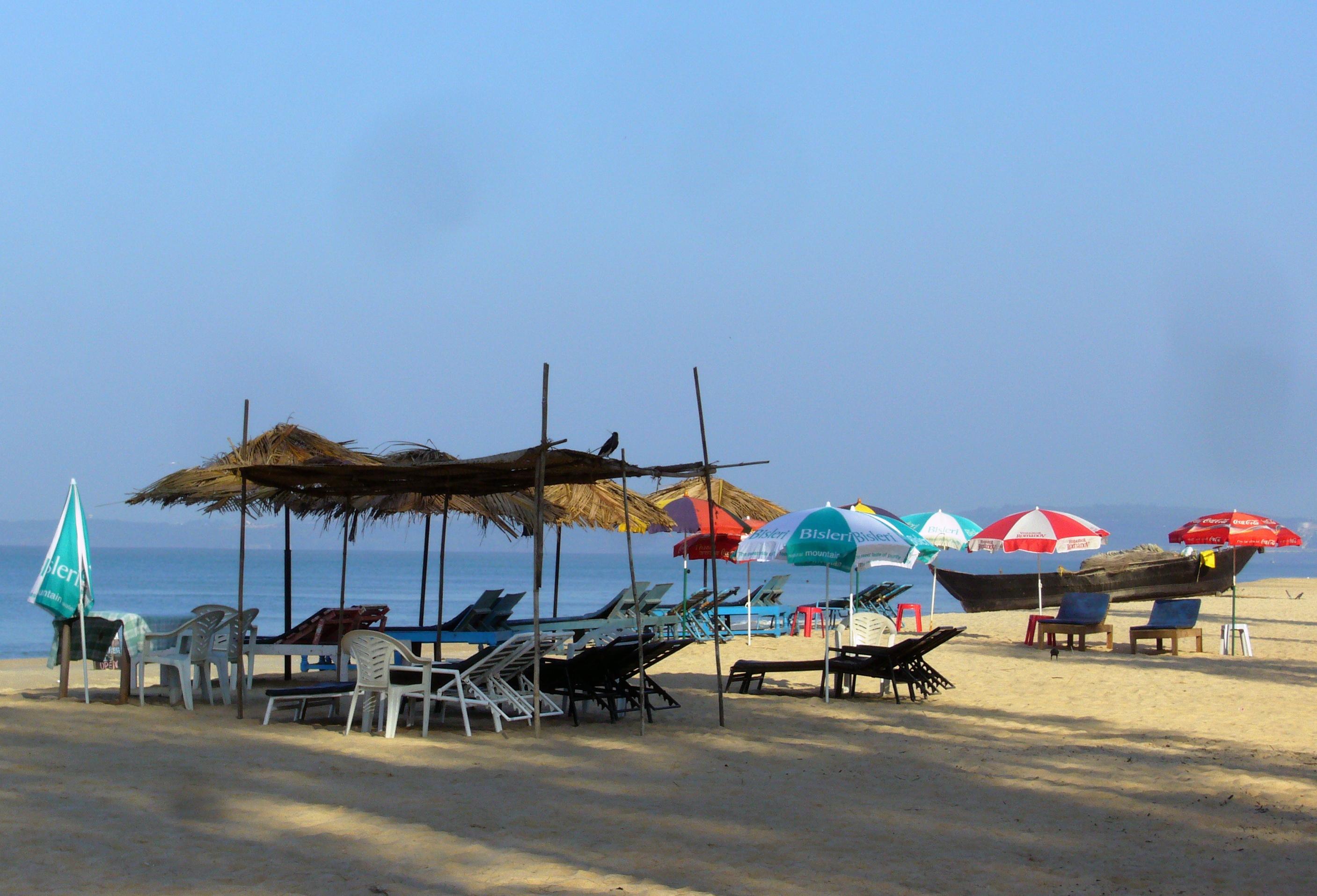 Goa, The Land Where Undulating Waves Touch The Idyllic Beaches