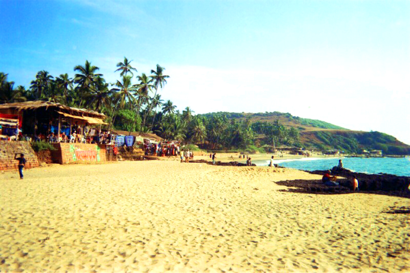 Showcase your Adventurous Self, Go Goa