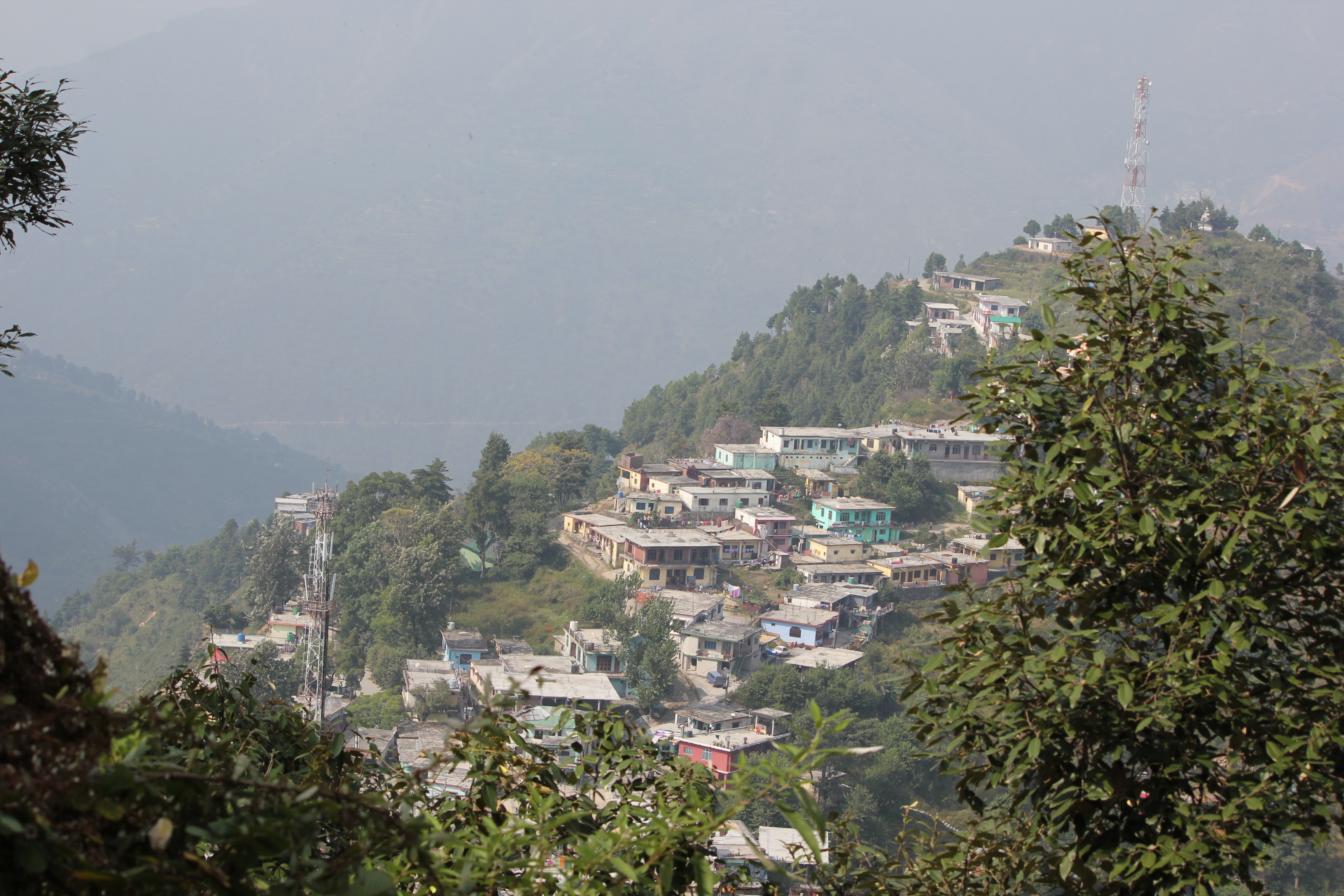 Mussoorie, the enchanting beauty with tranquil surroundings