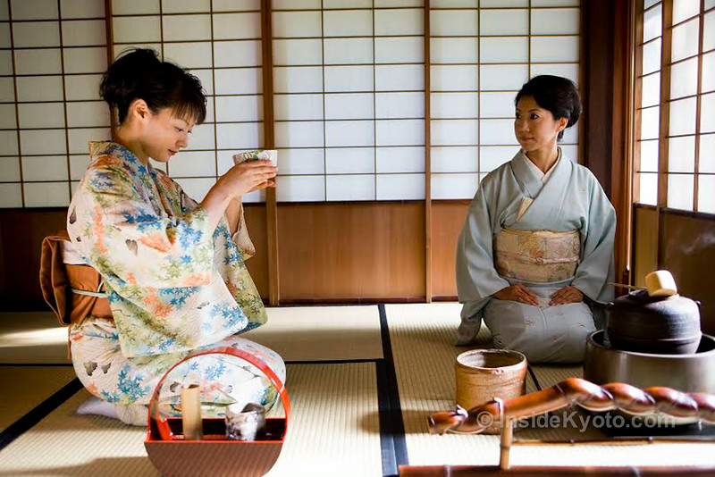 Experiencing the Blissful Japanese Tea Ceremony