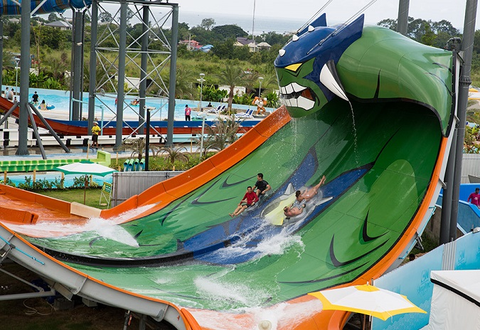 Best Water Parks in Thailand to Splash in with Family