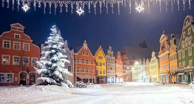 Top 6 Picturesque Christmas Destinations You Must Visit!