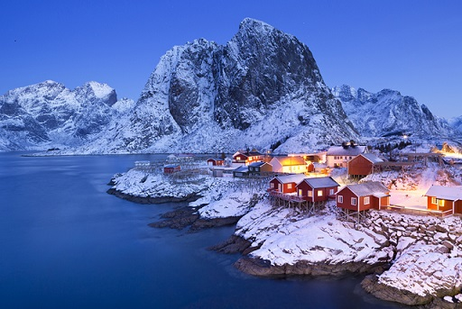 Nordic Europe – The Icy Paradise Of Adventure